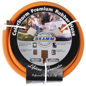 Dramm ColorStorm Premium Rubber Hose Orange 6ea/5/8Inx50 ft