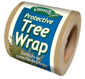 Dalen Gardeneer Protective Tree Wrap Brown 15ea/3Inx50 ft