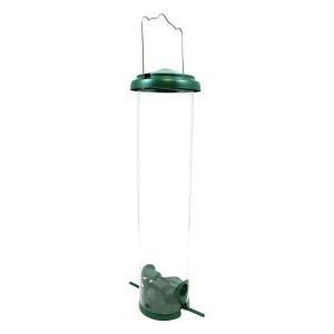 Classic Brands Squirrel X7 Squirrel Resistant Bird Feeder Green 2ea/4.4 lb