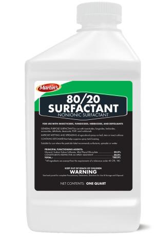 Control Solutions Martins 80/20 Surfactant 6ea/1 qt