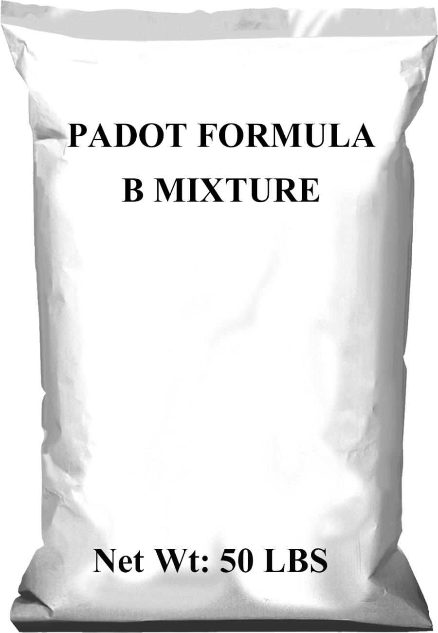 Pennington Pennsylvania Department of Transporation Mixture Formula B 40ea/50 lb