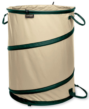 Fiskars Kangaroo Collapsible Container Green 3ea/30 gal