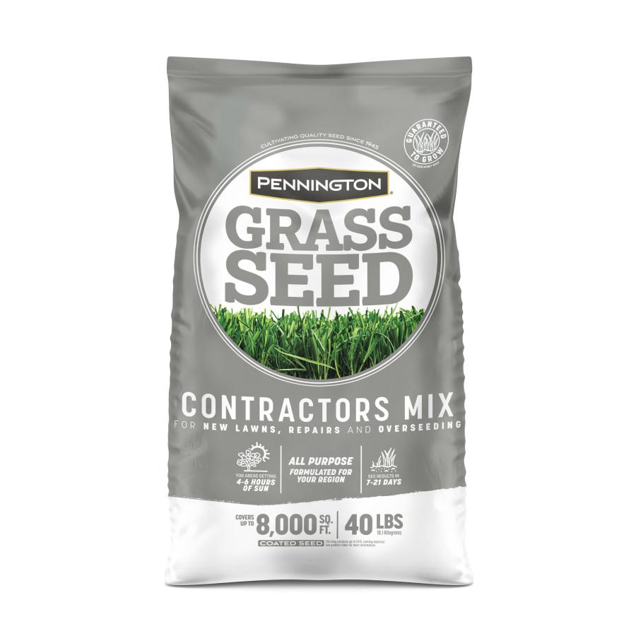 Pennington Contractors Mix Grass Seed Mix Northern Mix 1ea/40 lb