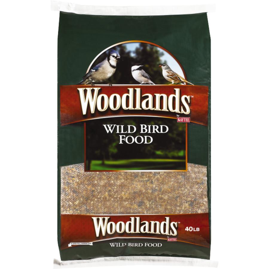 Kaytee Woodlands Food 1ea/40 lb