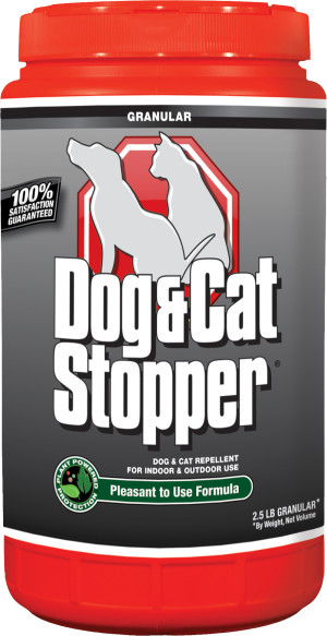 Messina Dog & Cat Stopper Repellent Granular Shaker Jug 4ea/2.5 lb