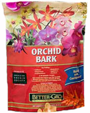 Sun Bulb Better-Gro Orchid Bark Brown 15ea/4 qt