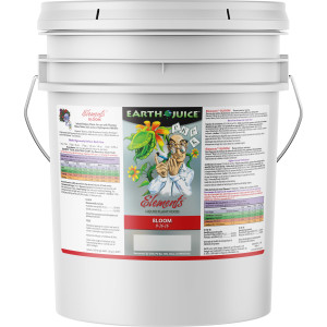 Earth Juice Elements Bloom Liquid Plant Food 0-16-16 1ea/5 gal