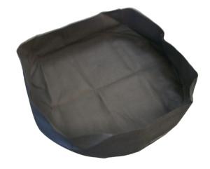 High Caliper Smart Pot Big Bag Raised Bed Black 12ea/50 In X 12 in