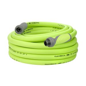 Flexzilla Garden Hose with Swivel Grip Green 5ea/5/8Inx50 ft