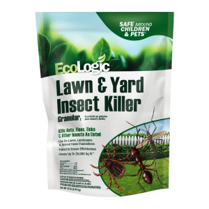 EcoLogic Lawn & Yard Insect Killer Granular 4ea/10 lb