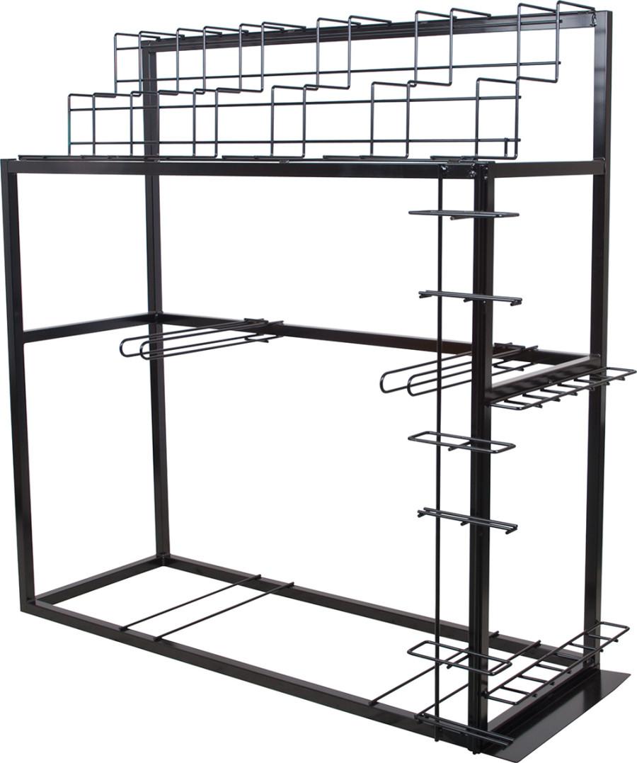 Ames Striking Rack 4-foot Display 1ea