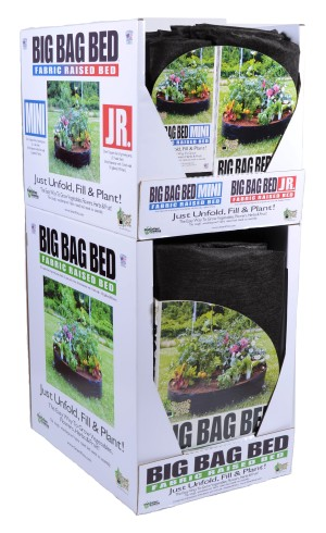 High Caliper Big Bag Raised Bed 1ea/Display
