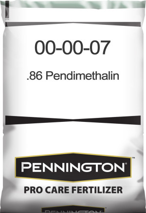 Pennington Pendimethalin .86 0-0-7 1ea/50 lb