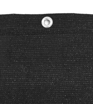 Tenax Privacy Screen Black 1ea/7.8Ftx150 ft