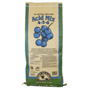 Down To Earth Acid Mix Natural Fertilizer 4-3-6 1ea/25 lb