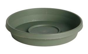 Bloem Terra Saucer Living Green 10ea/20 in