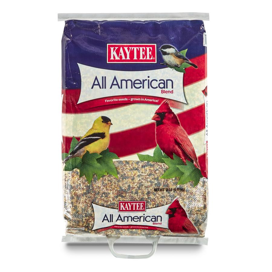Kaytee All American Wild Bird Food 1ea/18 lb