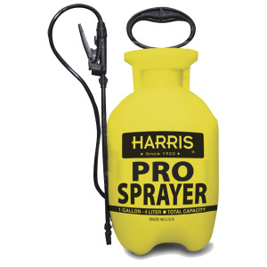 Harris Pro Trigger Spray Bottle Yellow 6ea/1 gal