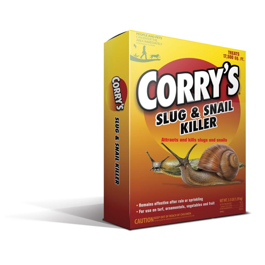 Corry's Slug & Snail Killer Bait 4ea/3.5 lb