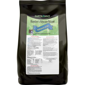 Earth Juice Rooters Mycorrhizae Mycorrhizal Fungi 12ea/1 lb