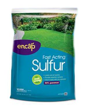 Encap Fast Acting Sulfur 1ea/20 lb