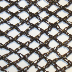 Filtrexx 5mil FilterSoxx 200ft Ruck Mesh Black 1ea/8 in