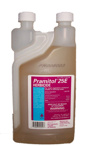 Control Solutions Pramitol 25E Herbicide Concentrate 12ea/32 oz