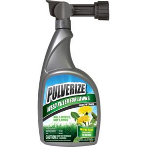 Messina Pulverize Weed Hose End Ready to Spray 6ea/32 fl oz