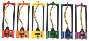 Dramm ColorStorm Oscillating Sprinkler Assorted 6ea