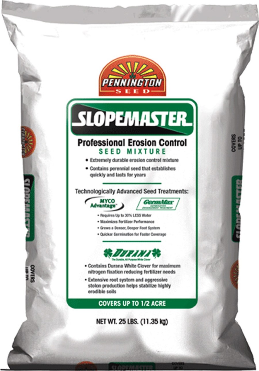 Pennington Slopemaster Erosion Control Seed Mix Summer 1ea/25 lb