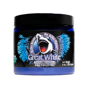 Plant Revolution Great White Mycorrhizae with Beneficial Bacteria 12ea/8 oz