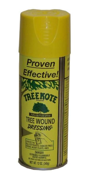 Treekote Tree Wound Dressing Aerosol Spray 12ea/12 fl oz