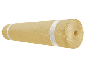 Coolaroo 70% UV Block Shade Fabric Roll Sandstone 1ea/6Ftx100 ft
