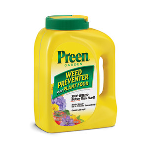 Preen Garden Weed Preventer Plus Plant Food 1ea/7 lb
