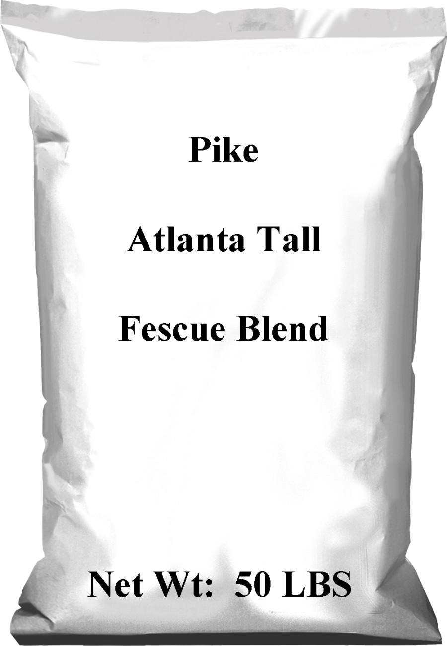 Pennington Pike Atlanta Tall Fescue Blend 1ea/50 lb