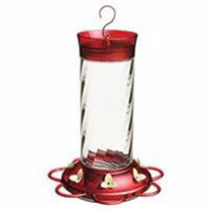 Classic Brands More Birds® Diamond Hummingbird Feeder Diamond Red 4ea/30 oz