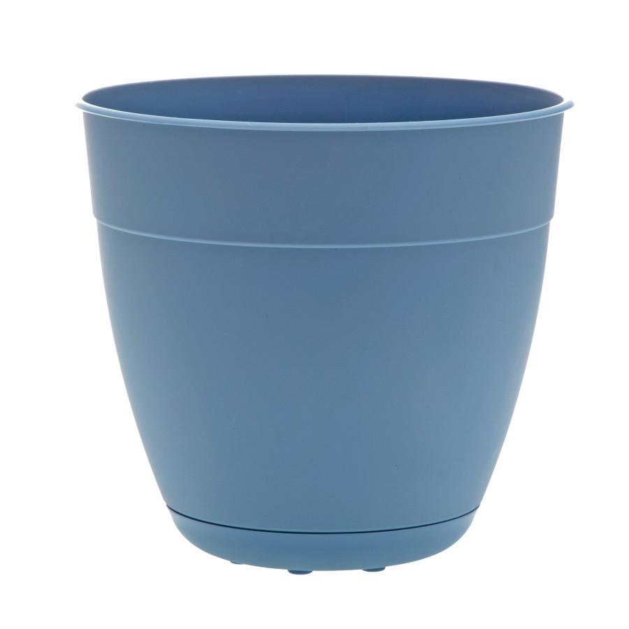 Bloem Dayton Planter Ocean Blue 6ea/12 in