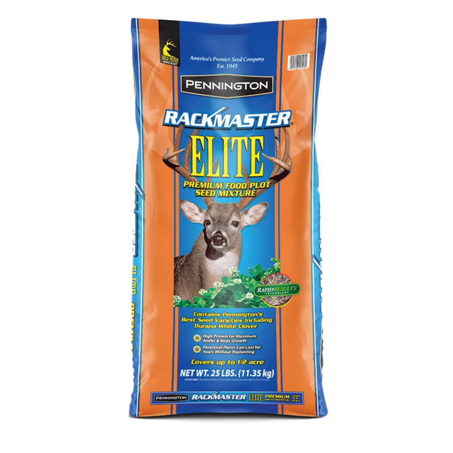 Pennington Rackmaster Elite Food Plot Seed Mixture 1ea/25 lb