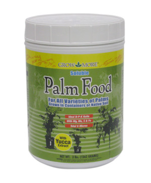 Grow More Palm Food Soluble Fertilizer 15-5-15