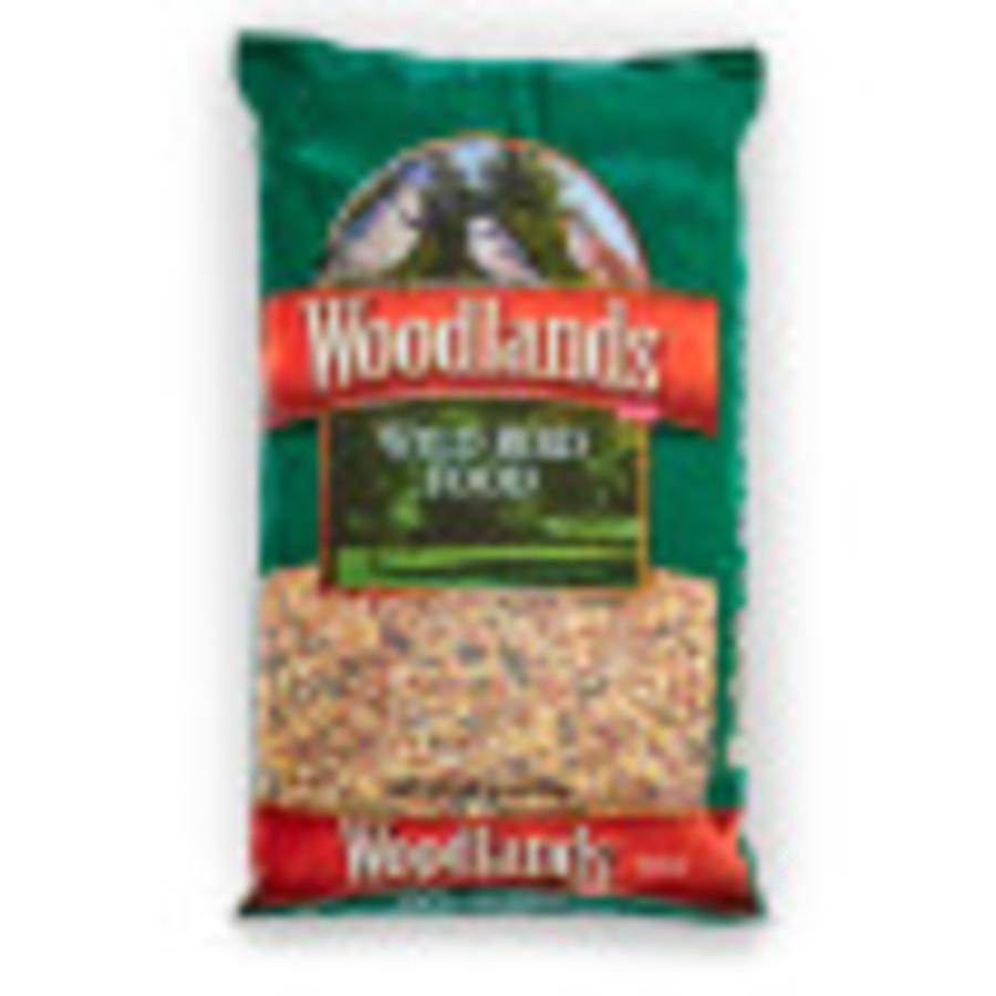 Kaytee Woodlands Food 4ea/10 lb