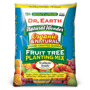 Dr. Earth Natural Wonder Fruit Tree Planting Mix Organic 60ea/1.5Cuft