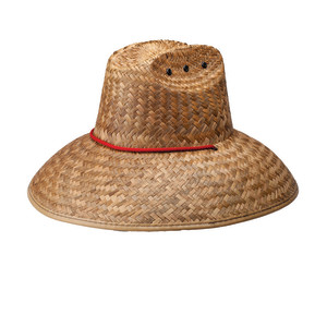 Goldcoast Sunwear Lever Hat Natural 6ea/One Size