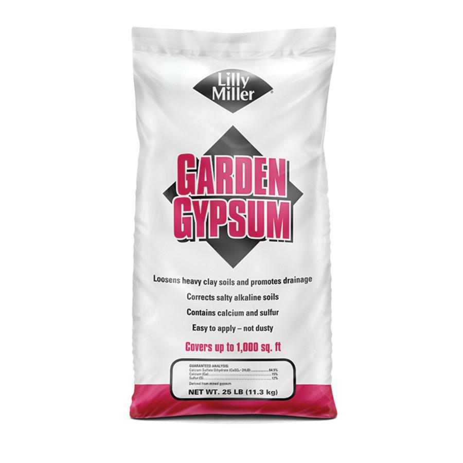 Lilly Miller Garden Gypsum 1ea/25 lb
