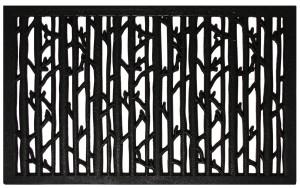 Robert Allen Trees Mat Black 5ea/18Inx30 in