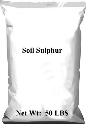 Kirby Agri Soil Sulphur 1ea/50 lb