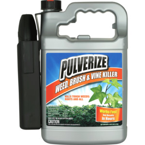 Messina Pulverize Weed, Brush & Vine Killer Ready to Use 4ea/128 fl oz