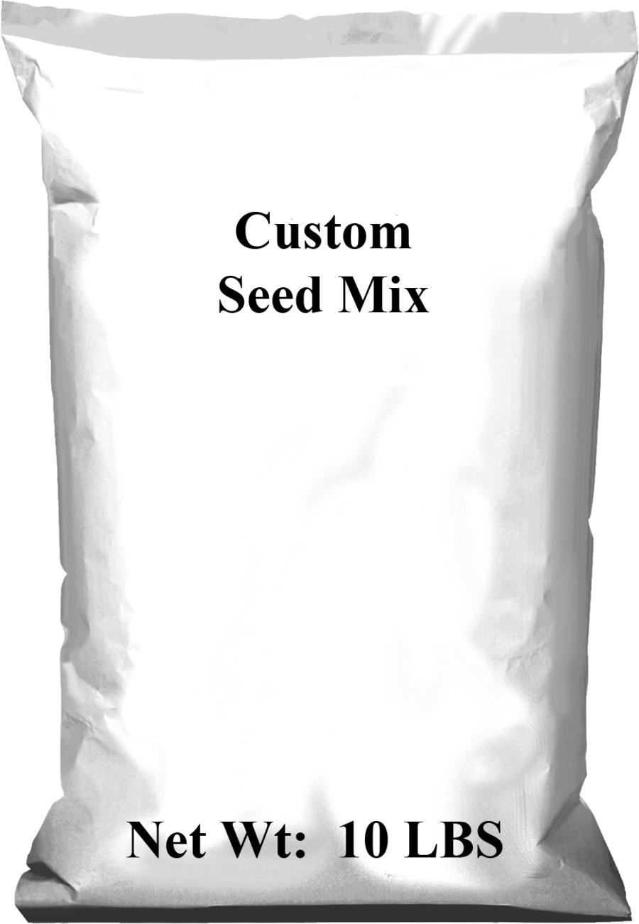 Pennington Custom Seed Mix 1ea/10 lb