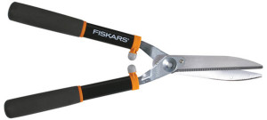 Fiskars Power-Lever 20in Hedge Shears with 8in Cutting Length 6ea