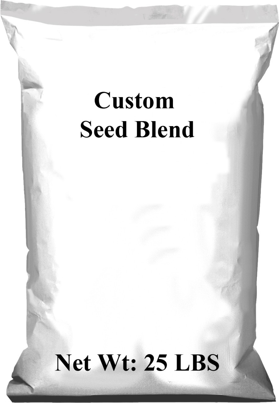 Pennington Custom Seed Blend 1ea/25 lb