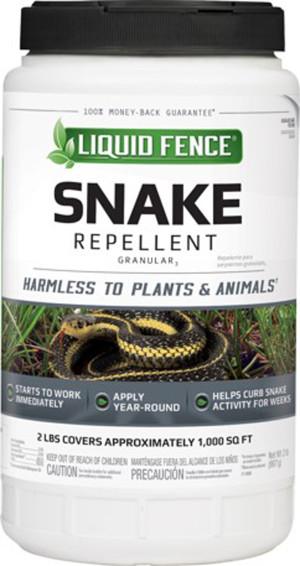 Liquid Fence Snake Repellent Granular 6ea/2 lb